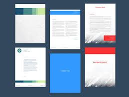 letterhead maker design letterheads online 3 free templates