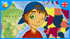 Interactive World Map For Kids by Maps Of The World Physical And Political Maps Part 1 Kids