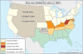 map us states during civil war map us states during civil war outline united states map during