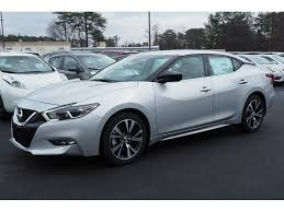 new 2017 nissan maxima for sale roswell ga vin 1n4aa6ap2hc410279