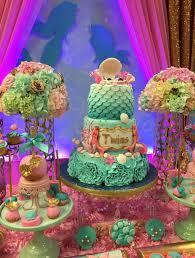 mermaid baby shower ideas mythical mermaid baby shower cake baby shower ideas themes