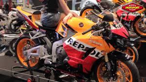 honda bike rr new honda cbr 600 rr repsol 2013 supersport racing bike eicma