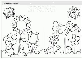 welcome spring colouring pages 605905 coloring pages for free 2015
