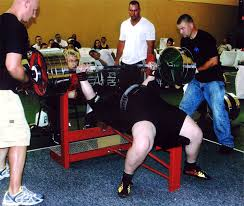 Olympic Record Bench Press Bay Area Fitness Gym