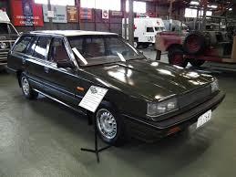 nissan skyline station wagon file 1988 nissan pintara r31 s2 gli station wagon 5636690467