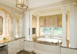 Traditional Bathroom Design by Navpa White Luxury Ensuite Design Bathroom Luxury Traditional