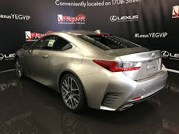 lexus sports car 2 door new 2017 lexus rc 350 f sport series 2 2 door car in edmonton