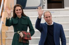 Prince William And Kate Prince William And Kate Get A Lesson On Wwii Technology In