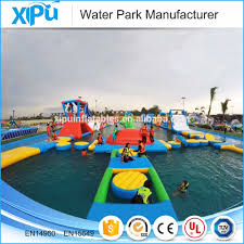 prices giant island water slide toys floating inflatable water