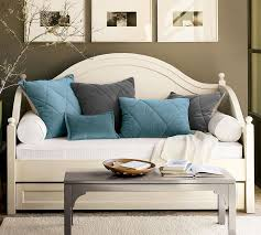 charlotte daybed with trundle pottery barn