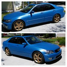 lexus is300 blue should i plastidip my car page 2 clublexus lexus forum