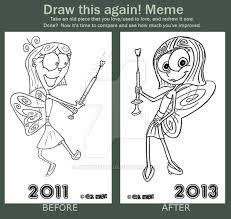 Tooth Fairy Meme - draw this again meme tooth fairy by jimenopolix on deviantart