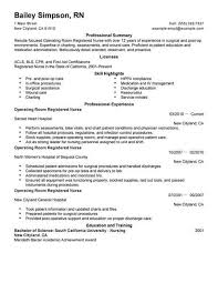 exle of registered resume operating sle resume shalomhouse us