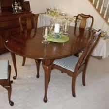 Rasmus Auctioneers - Pennsylvania house dining room set