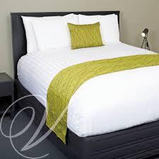 bed runners residence bed runner leaf vendella international