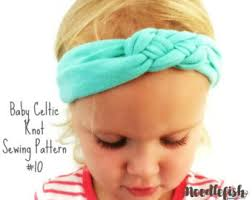 knotted headband baby knot headband etsy