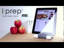 tablette tactile cuisine lutrin de cuisine pour tablette tactile