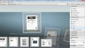 tutorial youtube pdf how to create a pdf portfolio lynda com tutorial youtube