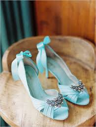 light blue wedding flats 45 chic blue wedding shoes for bridal deer pearl flowers