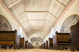 mission santa clara de asis floor plan mission san antonio de padua for visitors and students