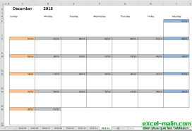Excel Monthly Calendar Template Printable Monthly Calendar Template For Excel Excel Malin Com