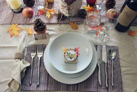 Simple Thanksgiving Table Settings Thanksgiving Week A Simple Fall Table Setting Brittany Stager