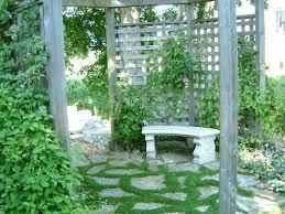 exterior awesome garden landscaping ideas stone garden path