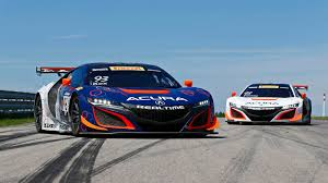 driving acura u0027s nsx gt3 brings our gran turismo fantasies to life