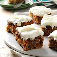 Blue Ribbon Recipes Tropical Carrot Cake Recipe Taste Of Home