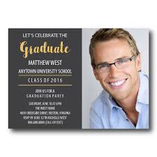 announcements for graduation graduation announcements photo invitations celebrate the graduate