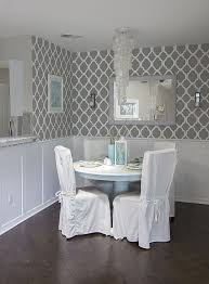 Bathroom Wall Stencil Ideas 215 Best Wallpaper And Stencils Images On Pinterest Stencils