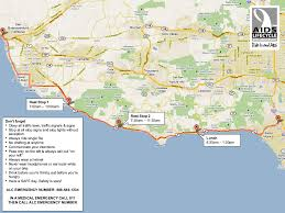 Capital Bike Share Map Annual Aids Bike Ride To Pedal Through Ventura