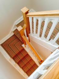 Oak Banister Rail Painted U0026 Stained Staircases And Staircase Renovations