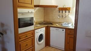machine a laver dans la cuisine cuisine équipée lave vaisselle lave linge four etc picture of u