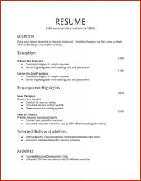 ms word resume templates resume format for fresher teachers in word curriculum vitae template