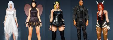 Fox Halloween Costume Black Desert Halloween Costumes Korea Dulfy
