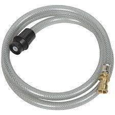 4 replacement hose only kitchen sink spray hose kitchen sink
