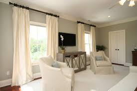 home interior color scheme design cream blink fabric curtain