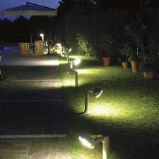 Landscape Bollard Lights Garden Light Contemporary Outdoor Bollard Lighting Style