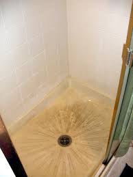 Fiberglass Bathtub Cleaner Living In The 513 Cleaning Shower Floors
