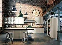cuisine style atelier industriel tonnant cuisine esprit loft industriel id es conseils pour la maison