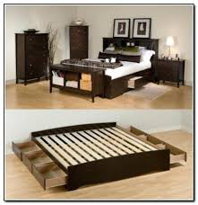 King Size Bed Storage Frame King Bed Storage Frame Hoodsie Co