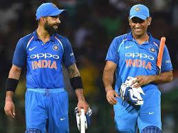 ms dhoni virat kohli on fans wish list as cricket