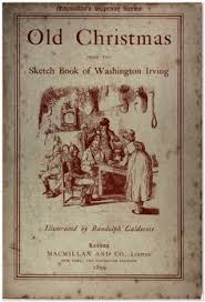 old christmas from the sketch book of washington irving click