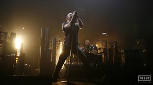 wallpaper nine inch nails band light look night hd picture image