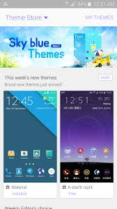 samsung apps store apk material theme removed from samsung theme store earlier this