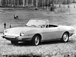 Fiat 850 Spider La Dolce Vita On A Budget Or The Evolution Of A