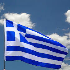 Greece Flag Colors 3x5ft Blue White Greece Flag Greek Hellenic State Country Banner