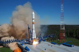 Sojuzs51 by Soyuz 2 1b Blasts Off From Plesetsk With Latest Glonass M