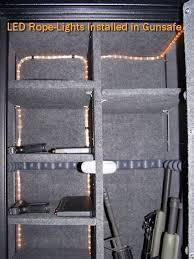 is led light safe let there be light for your gun safe daily bulletin